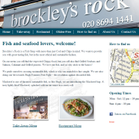 Brockley's Rock